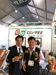 G20 COFFEE TẠI HỘI CHỢ TẠI TỈNH JEAOLLABUK, HÀN QUỐC